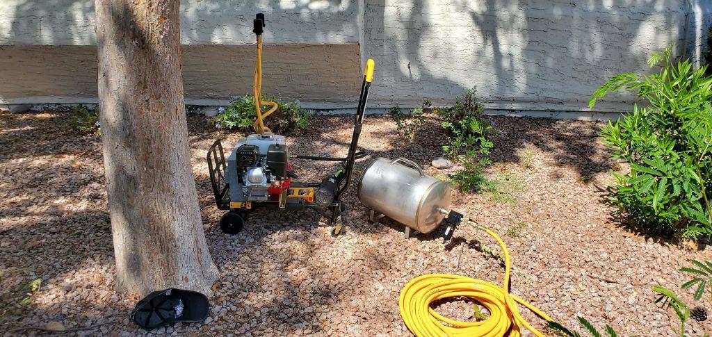 Gravel Pumping